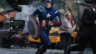 Kỹ xảo điện ảnh: Phim The Avengers - Xây dựng thành phố điện tử New York