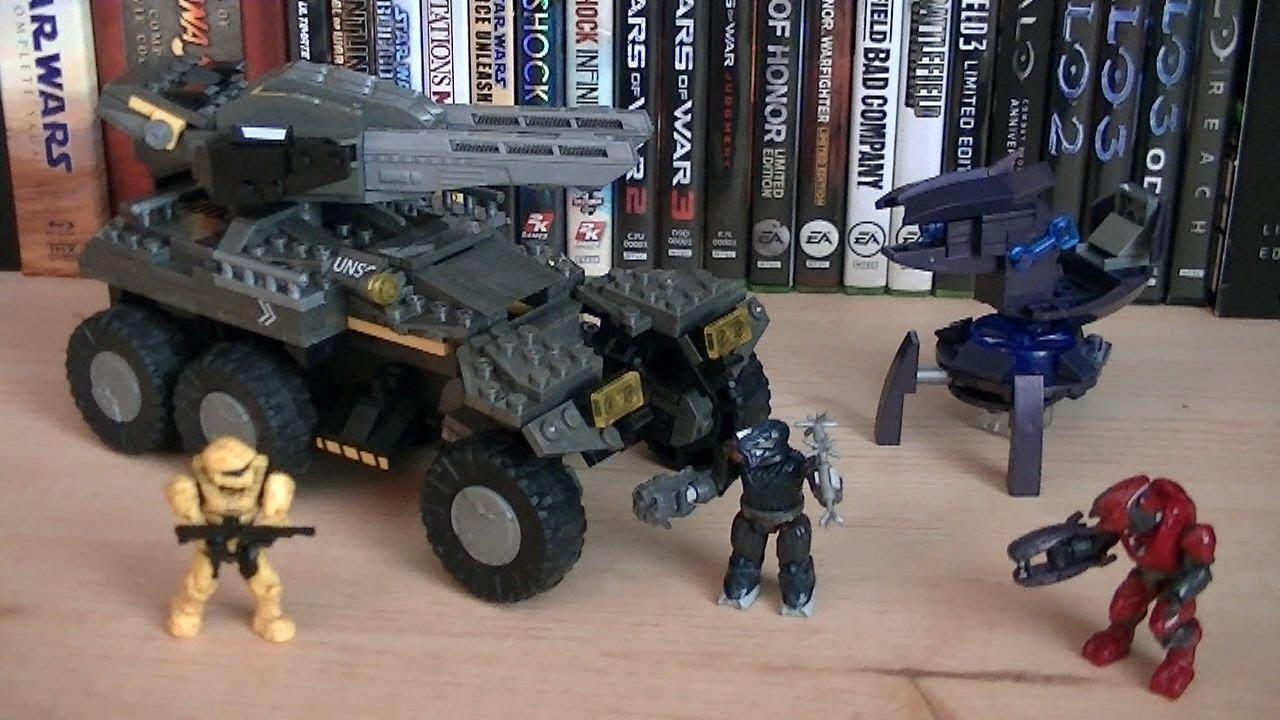 Halo Unsc Hawk Halo Mega Bloks 97139 Unsc