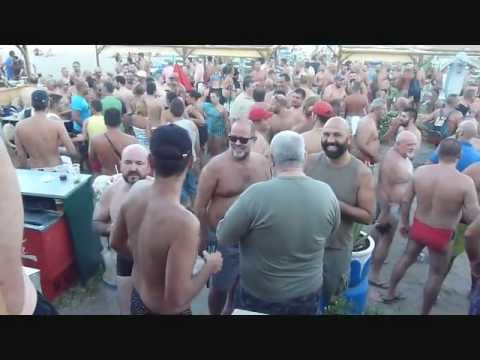 Mad.bear Beach 2011 - Torremolinos - Spain video