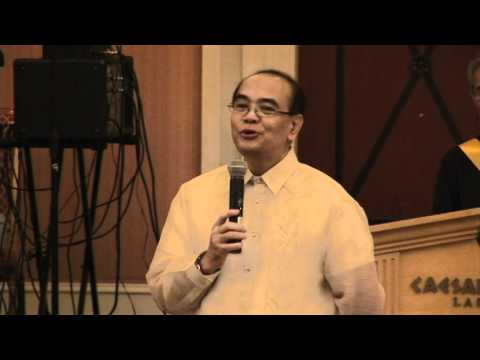 Fr Rector Sings A Christmas Song For Tau Mu.mov video