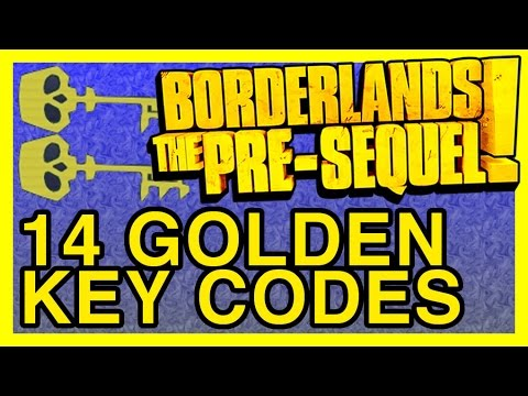 Borderlands The Pre Sequel Shift Codes Get Free Golden ... Borderlands The Pre Sequel Shift Codes