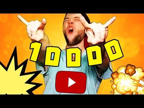 КАК РАСКРУТИТЬ КАНАЛ НА YouTube - 10 ЛАЙФХАКОВ НА 10000 ПОДПИСЧИКОВ!