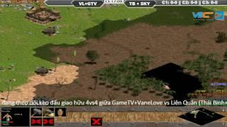 Lượt Về Game Tv+VaneLove vs Liên Quân 13h 26/9/2016