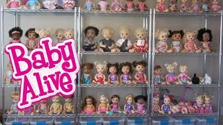 Baby Alive Doll Collection