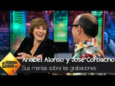La estricta norma de Anabel Alonso con los besos durante las grabaciones - El Hormiguero 3.0