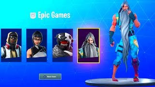 How To Get FREE OVERTIME SKINS (FREE SKINS) Fortnite SEASON 9 Overtime CHALLENGES RELEASE DATE