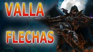 Valla HEROES OF THE STORM GAMEPLAY ESPAÑOL torres de fatalidad OLI