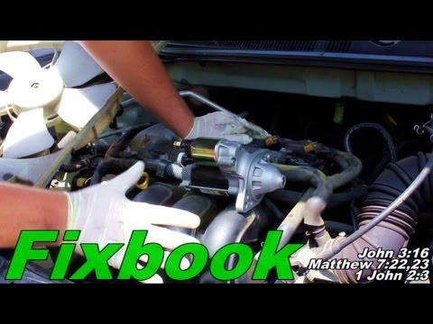 Toyota 3 0 V6 Engine Wiring Diagram as well How To Replace A Starter Motor as well Toyota Matrix Starter Location additionally 8j1o6 Accord 2001 Honda Accord 2 3 Liter Immobilizer Light as well Toyota Matrix Starter Location. on 2003 pontiac vibe starter relay location