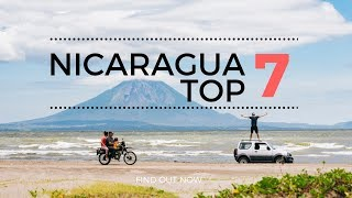 NICARAGUA TOP 7 PLACES | This is why you should visit Nicaragua