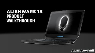 Umar's Alienware 13 Product Experience!