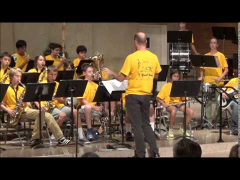 Semper Fidelis - Laurel Hall School Band 2014