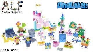 Lego Unikitty 41455 Unikingdom Creative Brick Box - Lego Speed Build Review
