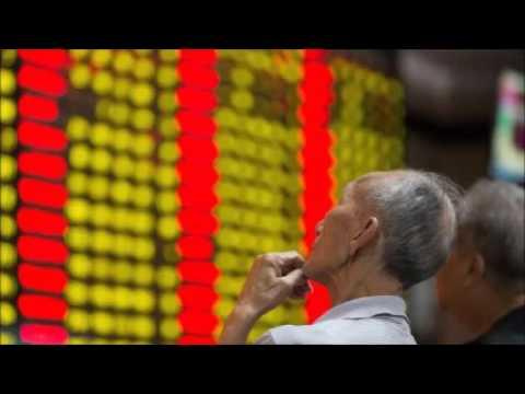China market turmoil hits global shares
