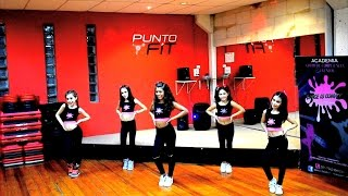 Party Animal KIDS - Reggaeton by Dance is convey (HD)