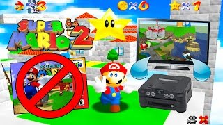 Super Mario 64 II: Una Secuela Legendaria Pero Que Lamentablemente Nintendo Cancelo A Ultimo Minuto
