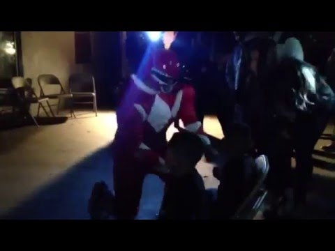 Power Rangers Birthday Party Ideas   Call: 866-434-4101