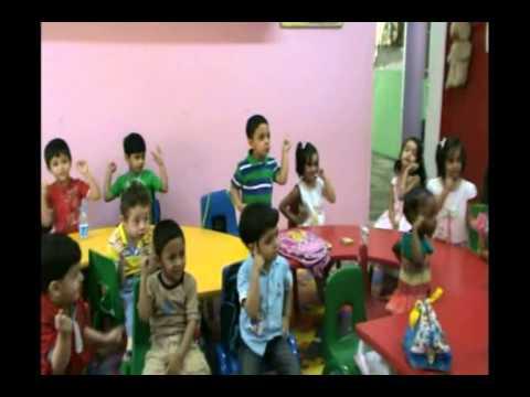 VICTORY INTERNATIONAL SCHOOLS - PLAYGROUP, DAMMAM : FRUIT SALAD DAY