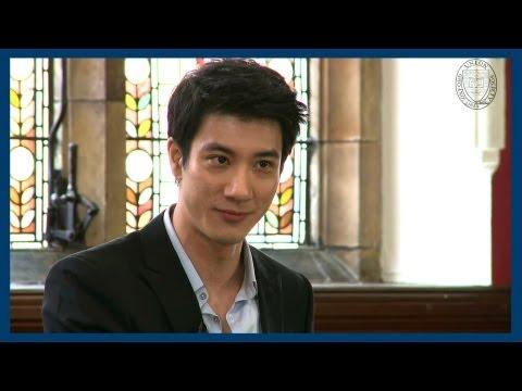 Wang Leehom | Full Address | Oxford Union en streaming