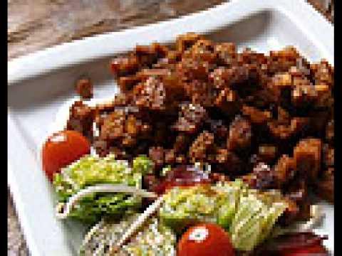 Recetas vegetarianas Guiso de seitán