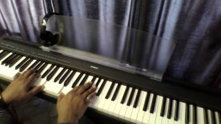 Piano tutorial on Smile/Better is One Day  Johnathan  Nelson version