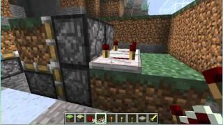 Minecraft- Trappole e Passaggi segreti 1