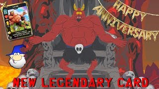 New Card - Satan - Legendary Gameplay - South Park Phone Destroyer