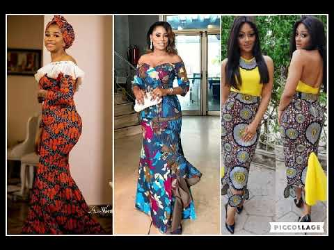 Latest Ankara Styles Fashion Designs for Girls & Women 2018