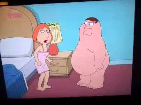 Lois Rapes Peter video