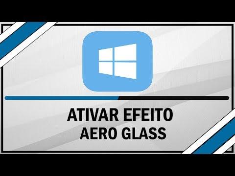 Como ativar Aero Glass no windows 8 /8.1 ( 2 Opções ) - Funcional 2014