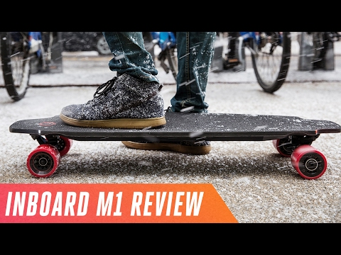 Inboard M1 electric skateboard review