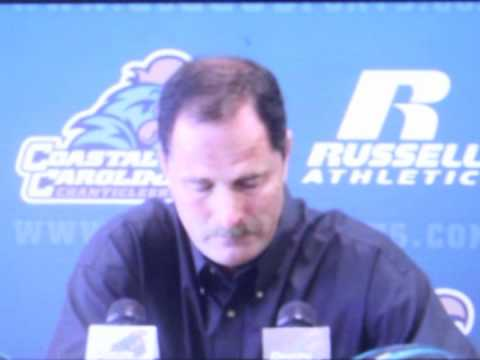 Coastal Carolina Coach Bennett FULL Press Conference