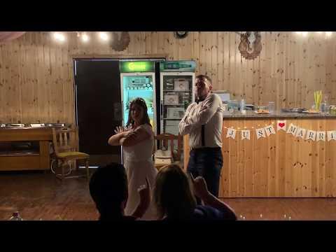 Anna és Ádám esküvői tánc