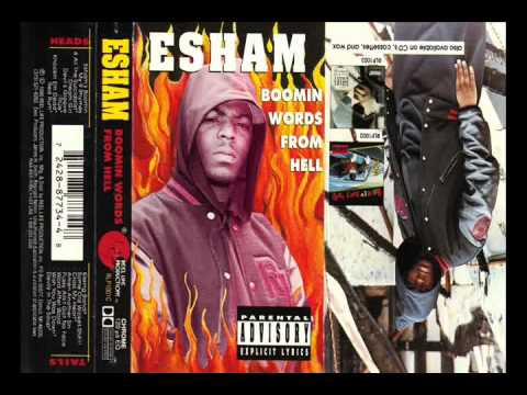 Esham - Boomin' Words From Hell (1990) - Cross My Heart