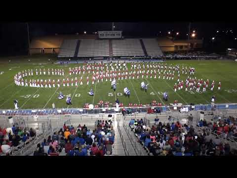 Grove City High School Marching Band - 2014 Grove City Invitational