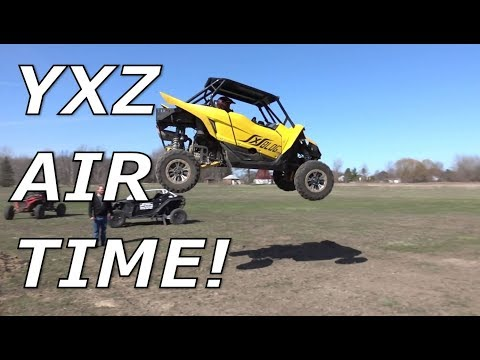 Doug finally SENDS the YXZ! And a new whoop section!?