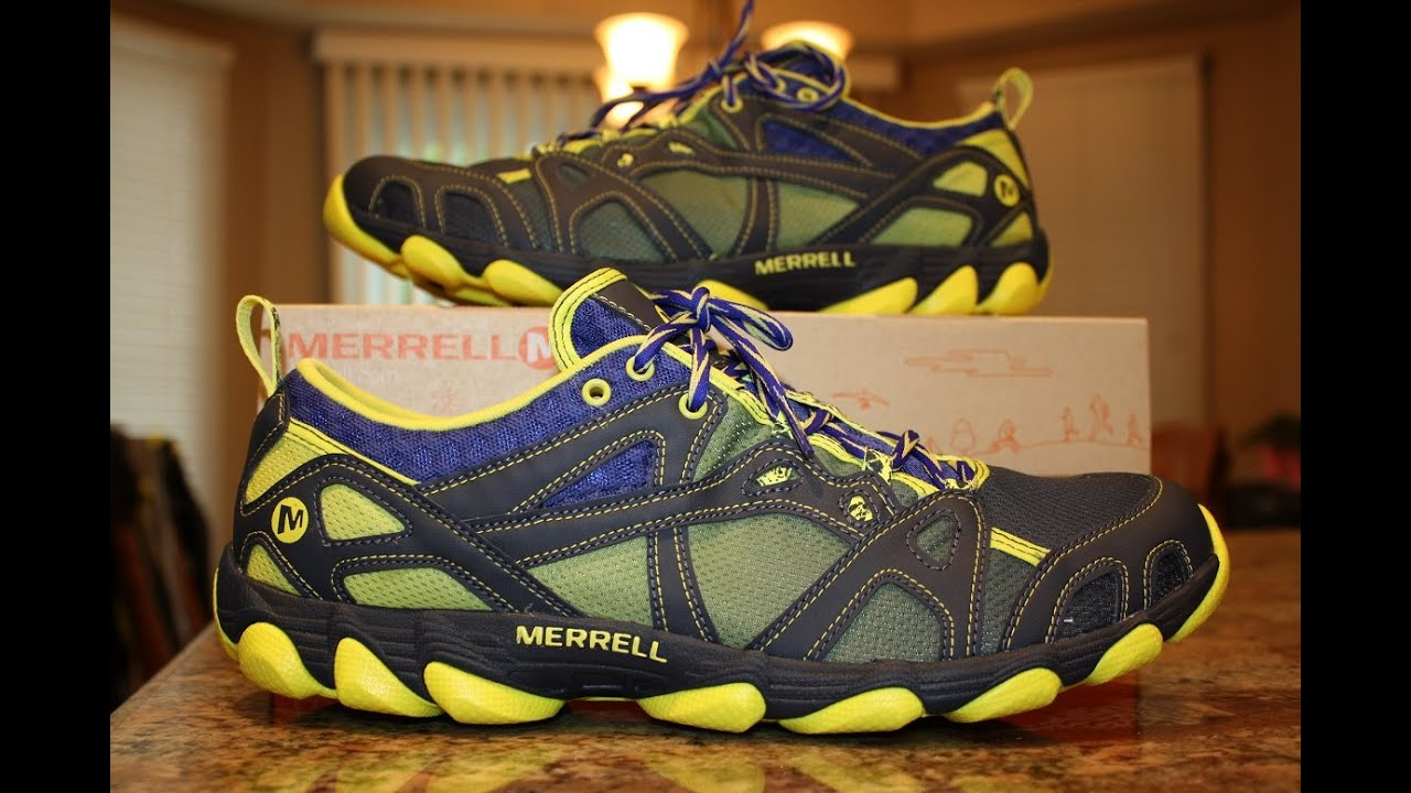 Merrell Hurricane Lace Mens Water Shoes