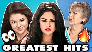 Elders Read Selena Gomez's Hit Songs (React)