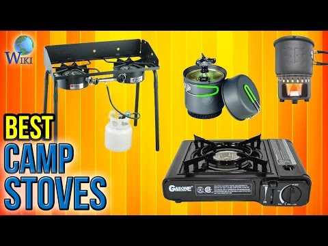 10 Best Camp Stoves 2017