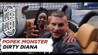 POPEK MONSTER - DIRTY DIANA MATHEO PRODUCTION