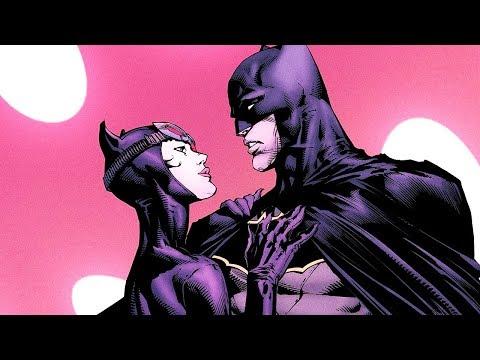 ВСЯ ЖИЗНЬ БЭТМЕНА В ОДНОМ ВИДЕО. БЭТМЕН. CATWOMAN. BATMAN. DC COMICS.