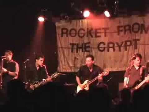 Rocket From The Crypt - 3.26.03, Lee's Palace, Toronto
