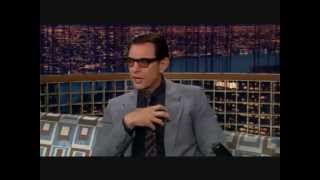 "Jeff Goldblum on ""Late Night with Conan O'Brien"" - 3/16/07"