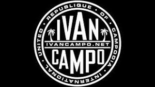 Ivan Campo Invisible man music video