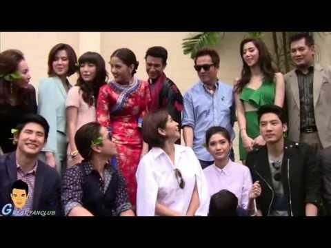 เกรท วรินทร — พรีม รณิดา : บวงสรวงละครสามี 7 กันยายน 2556