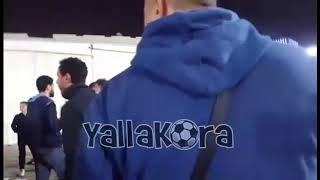 مشاجرة بين وكيل عمر جابر وأحمد مرتضى