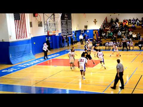 7 | St Francis Preparatory School ( Queens ) Vs Xaverian High School ( Brooklyn )