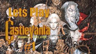 Lets Play Castlevania SOTN Part 1