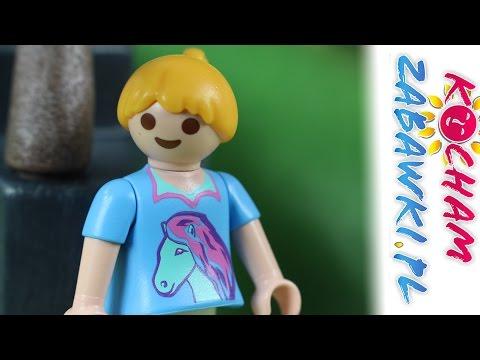 Złota przygoda na obozie | Playmobil | Bajki dla dzieci