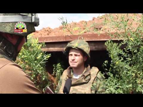 Позиция Андрея Заблоцкого. Посёлок Гольмовский