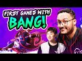 MY FIRST GAMES WITH BANG! | APHROMOO thumbnail